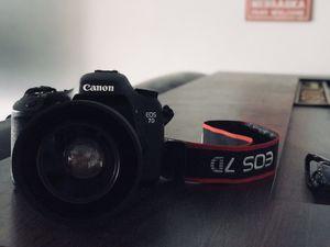 Canon 7D for Sale in Mesa, AZ