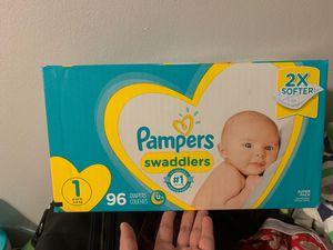 Pampers Swaddlers for Sale in Phoenix, AZ