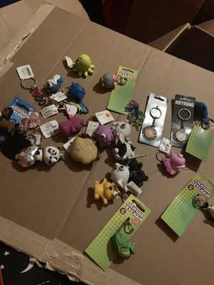 Animal keychain Bundle for Sale in Chicago, IL