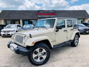 2018 Jeep Wrangler JK Unlimited for Sale in Plainfield, IL