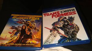 6 pack transformers movie set for Sale in Houston, TX