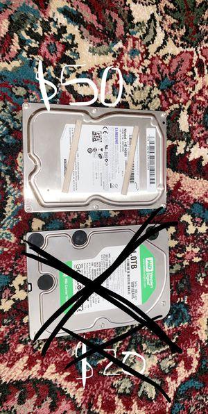 Samsung 1TB hard drive for Sale in Everett, WA
