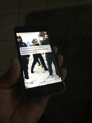 iPhone s locked for Sale in Fresno, CA