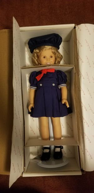 """Vintage Shirley Temple 16"""" doll New in the Box for Sale in Fairfax, VA"""