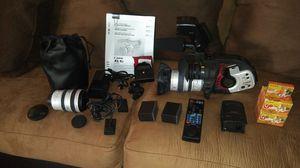 Canon XL1S - Mini DV Digital Camcorder - 3CCD Image Sensor - Interchangeable Lens System $900 OBO for Sale in Sacramento, CA