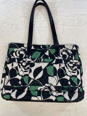 Vera Bradley Imperial Rose Commuter Tote! for Sale in Mason, OH