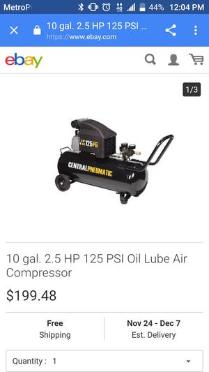 Compressor for Sale in Detroit, MI