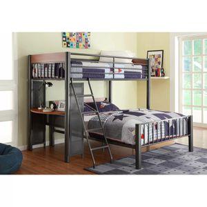 Twyla twin bunk bed for Sale in Effort, PA