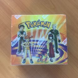 🚦Factory Sealed Pokemon Gym Heroes Booster Box (36 packs) for Sale in Fort Lauderdale,  FL