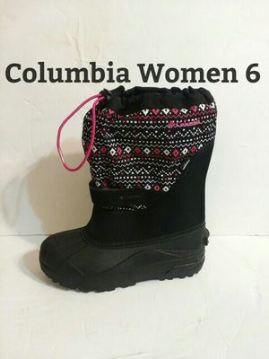 Columbia Boots Womens 6 for Sale in Lawrenceville, GA