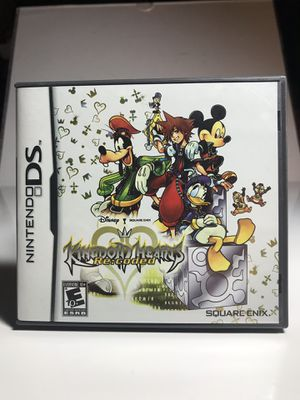Kingdom Hearts Re:coded - Nintendo DS for Sale in Avondale, AZ