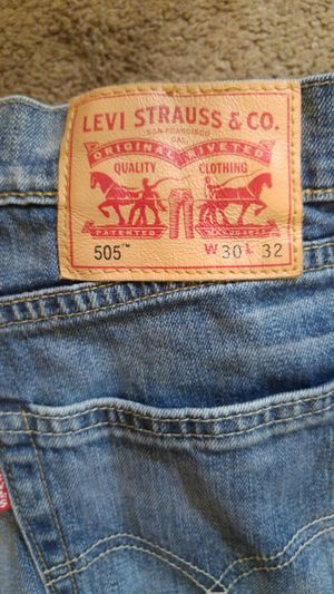 Levi 505 MEN JEANS for Sale in Baltimore, MD