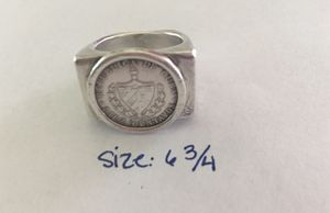 Silver ring for Sale in Naples, FL