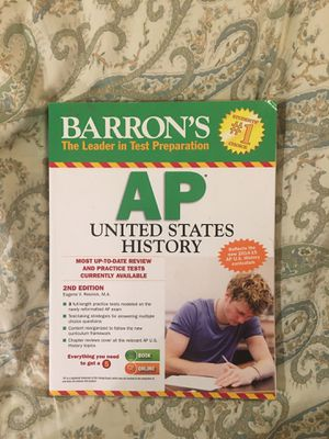 AP US History review book for Sale in Apex, NC