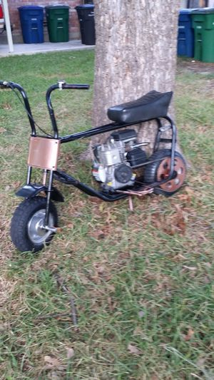 VINTAGE ANTIQUE MINI BIKE Lil INDIAN TACO RUPP *****BEST OFFER***** for Sale in Independence, KS