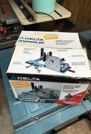 Delta Tenoning Jig for Sale in West Deptford, NJ