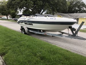 2001 SeaDoo Challenger 20' for Sale in Largo, FL