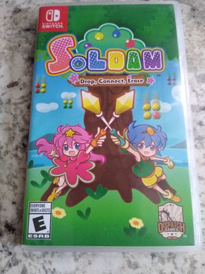 Soldam Nintendo switch game for Sale in Spring, TX