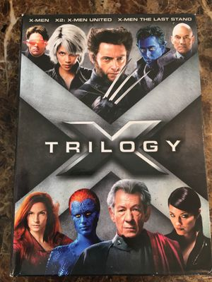 Trilogy X men DVD Video Collection for Sale in Fresno, CA