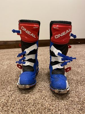 O'Neal Rider Motocross boots for Sale in Fresno, CA
