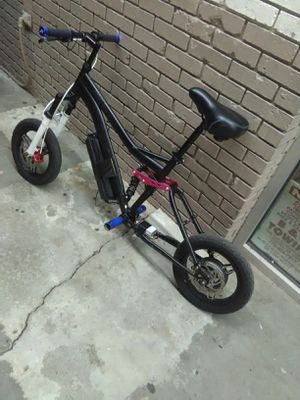 ELECTRIC BICYCLE DUAL SUSPENSION DISK BRAKE 48VOLT 28-30MPH BRAND NEW LG BATTERY 30MILE RANGE. for Sale in Snellville, GA