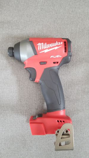 Milwaukee fuel drill 18v for Sale in Alexandria, VA