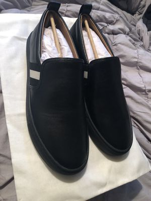 Bally Mens Slip on shoes size 9.5 for Sale in Buena Park, CA