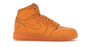 Jordan 1 Retro High Gatorade Orange Peel (GS) for Sale in Crofton, MD