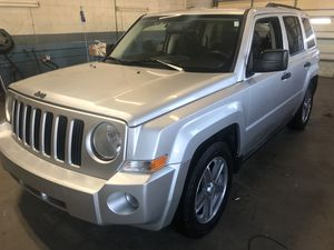 2007 Jeep patriots 4x4 for Sale in Joliet, IL