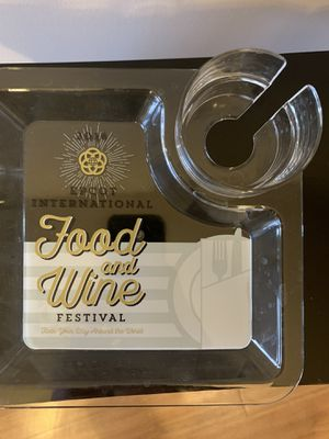 Disney Food & Wine tray for Sale in Highland Hills, OH