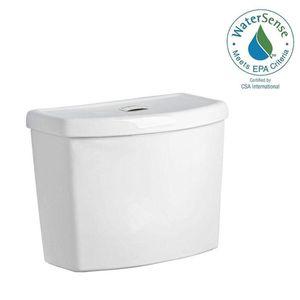 American Standard Studio Dual Flush 1.1/1.6 GPF Toilet Tank Only in White for Sale in Burnsville, MN