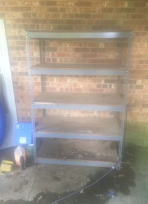 Metal shelving for Sale in Fort Blackmore, VA