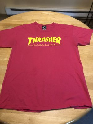 Thrasher T shirt size L for Sale in Olympia, WA