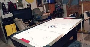 Harvard regulation size air hockey table for Sale in Whitehall, OH