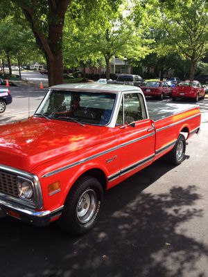 1972 Chevy C10 for Sale in Bethel, CT