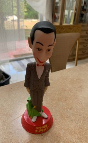 Collection pee-weed statues for Sale in Poinciana, FL