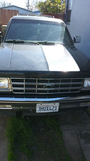 1987 chevy blazer for Sale in Oakland, CA