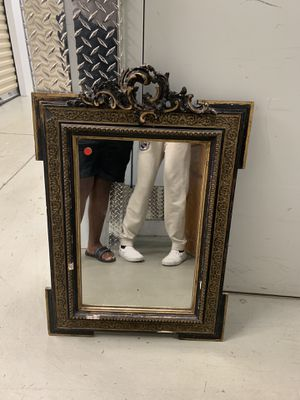 antique mirror from europe! for Sale in Toms River, NJ