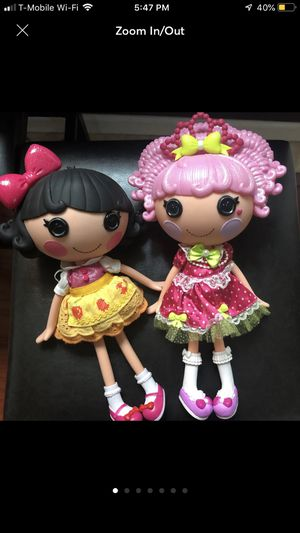 Lalaloopsy Full Size Dolls for Sale in Antioch, CA