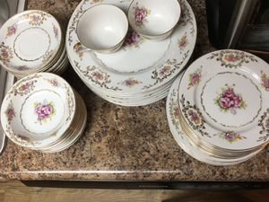 Authentic hand painted Union China- made in Japan for Sale in Fitzgerald, GA