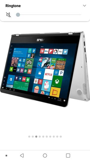 Asus notebook pc convertible for Sale in Yakima, WA