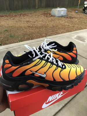 Air max plus for Sale in Fayetteville, NC