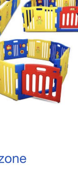 Kids Zone Plastic Play Area for Sale in Los Gatos,  CA