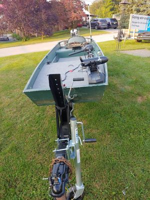 14ft Starcraft John Boat for Sale in NEW SALEM BRO, PA