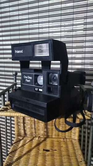 Polaroid 600 instant Camera for Sale in Columbus, OH