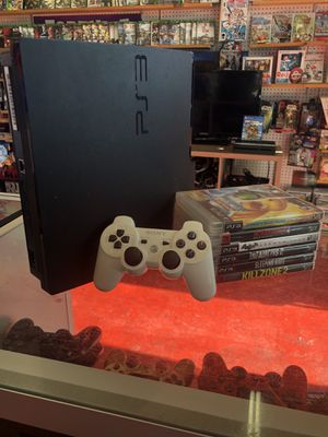 PlayStation 3 pS3 with games for Sale in Houston, TX