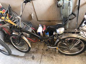 Bi fold bike for Sale in San Jose, CA