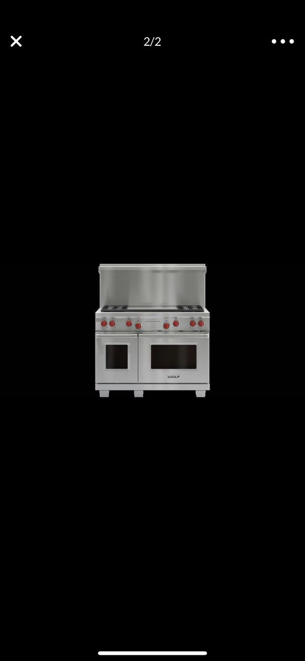 Wolf Appliances and Accessories