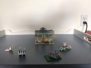 Lego friends veterinary clinic for Sale in Tacoma, WA