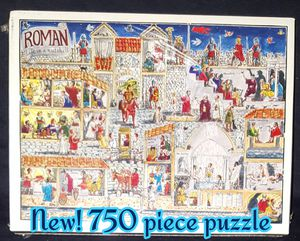 New! 750 Piece Puzzle for Sale in Romeoville, IL